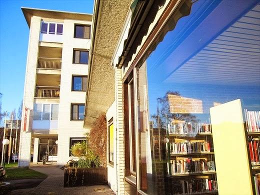 De bibliotheek huis van verandering wevelgem - Bibliotheekwereld huis ...