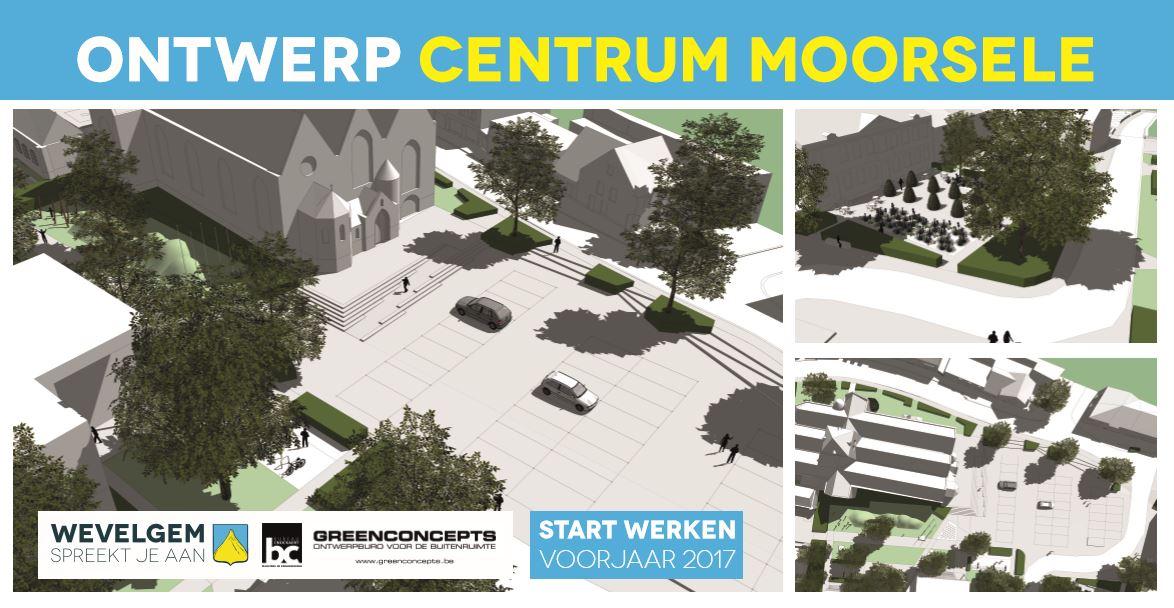 Ontwerp Centrum Moorsele