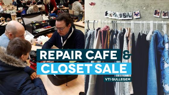 repair cafe closet sale